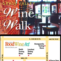 Grass Valley Wine Walk 2013