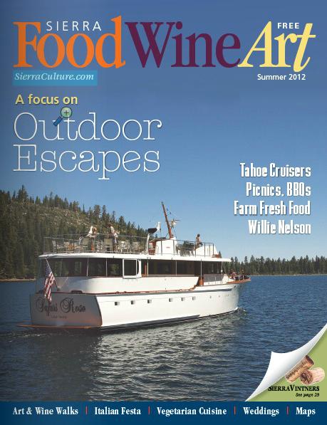 2012 Summer FoodWineArt