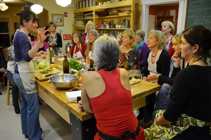 Culinary Adventures – take a cooking class : Sierra FoodWineArt: A ...
