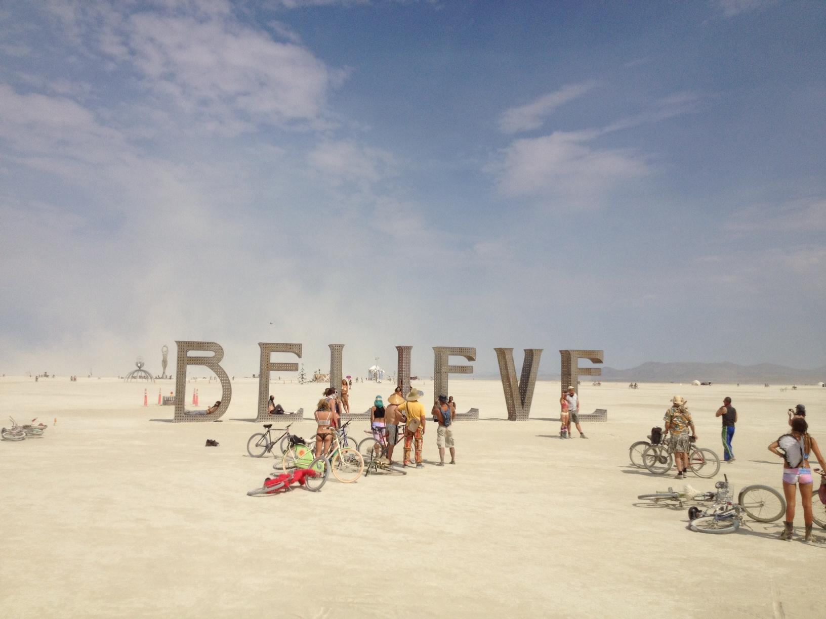 Burning Man Art Festival 22