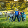"""Fowler family named """"Family of the Year"""" at Nevada County Fair"""
