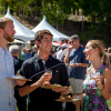 Sip, Savor & Stroll at Food & Wine Festivals