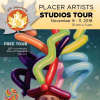 Placer Arts Studios Tour Nov. 9-11: Celebrating Local Art