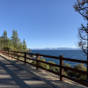 Explore the East Shore Trail and the Water Trail at Lake Tahoe