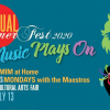 The Music Plays On: MIM Moves Its Family Music & Cultural Arts Fair Online