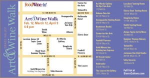 Art & Wine Walk 2011