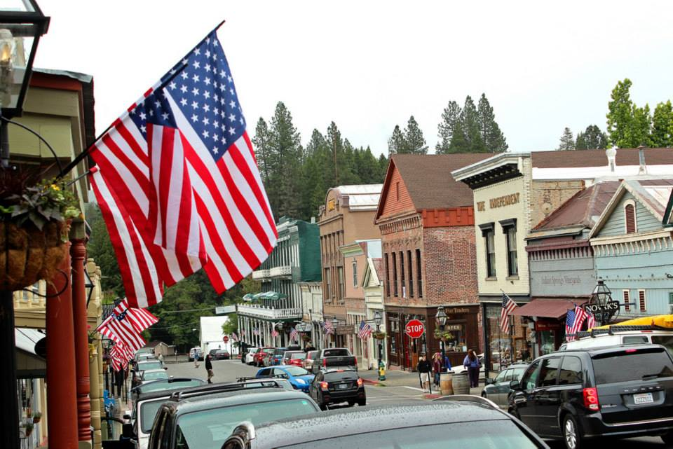 small towns nevada city was just named the sixth coolest small town