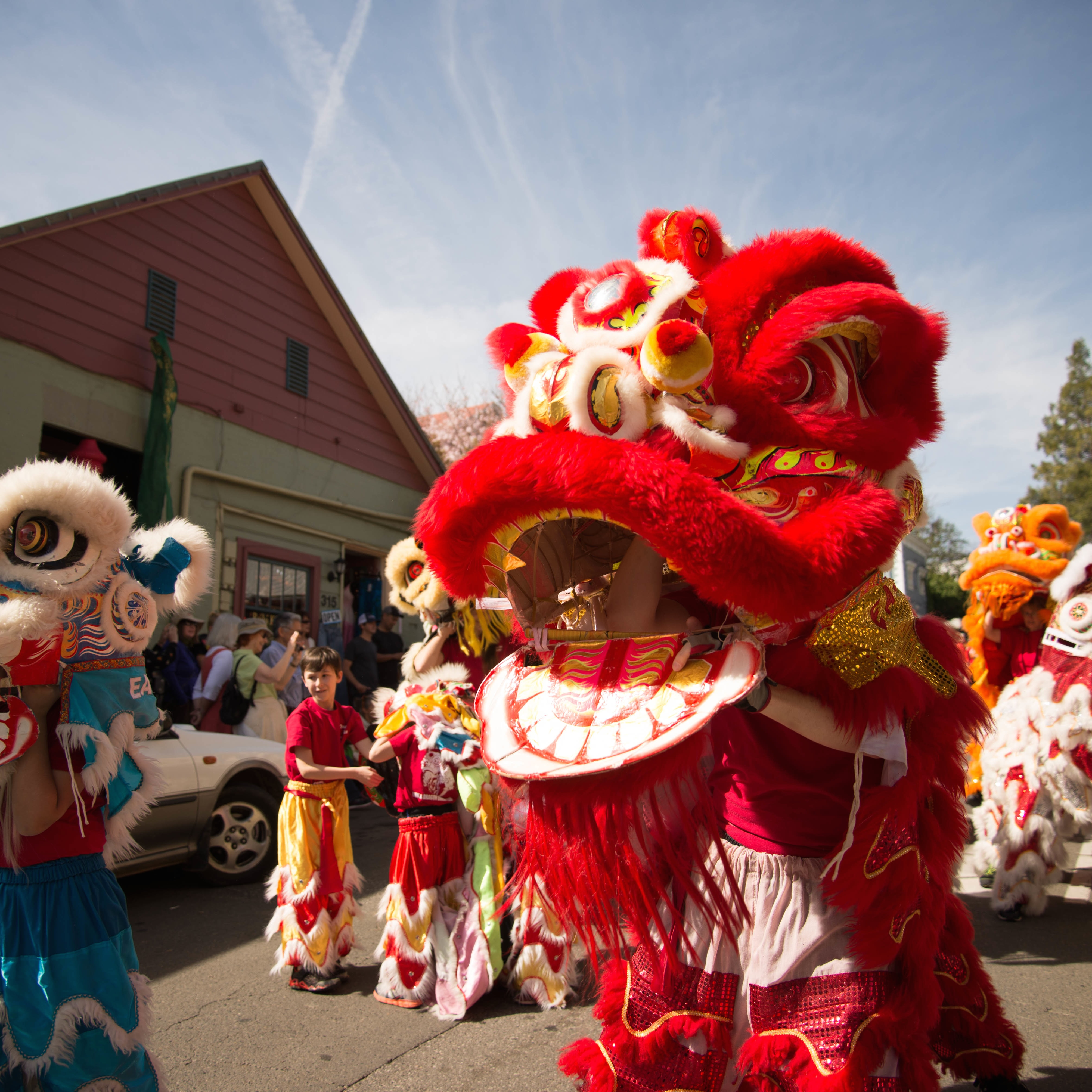 Chinese New Year Festival February 21 in Nevada City ...