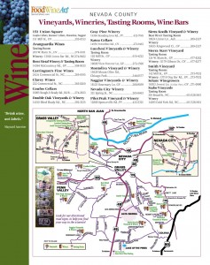 Nevada County Wineries
