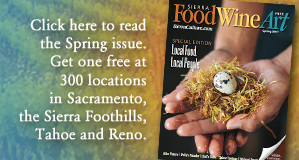 Read the Spring 2017 issue of FoodWineArt Magazine