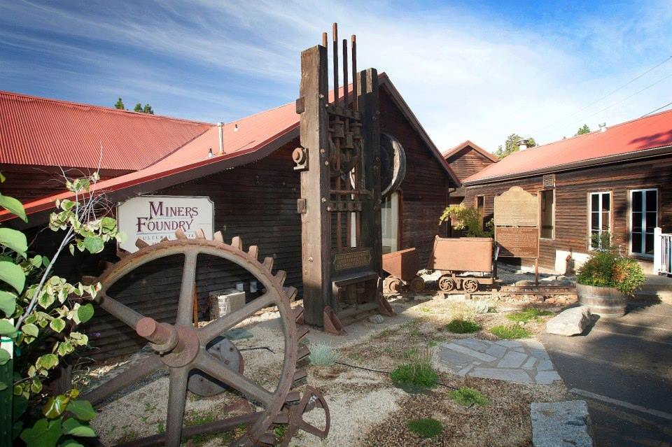 Grass Valley and Nevada City: A Cultural District that rivals a ...